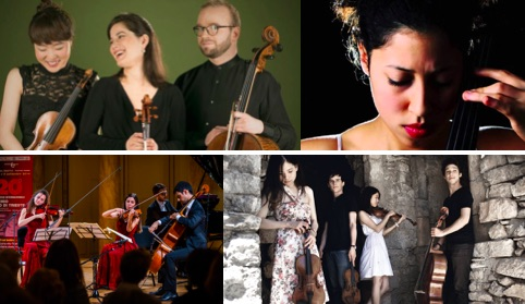Martedì 28 aprile, Chamber Music on the web